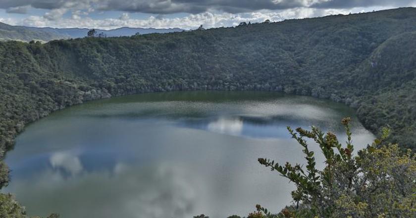 Lake Guatavita I © C.C.P. Photography/Flickr