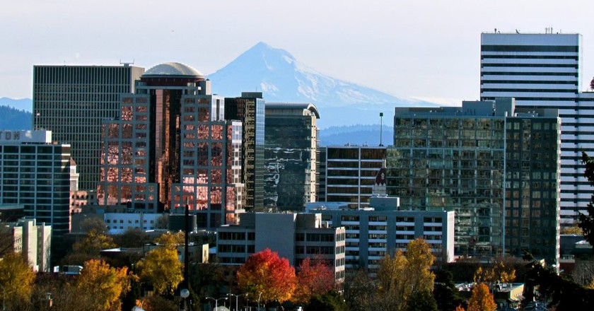 Downtown Portland | © Jeff Gunn/Flickr