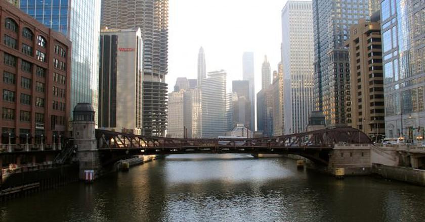 The Chicago River | © Daniel X. O'Neil / Flickr