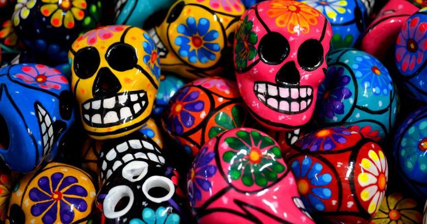 Colourful souvenirs in Mexico I © David Boté Estrada/Flickr
