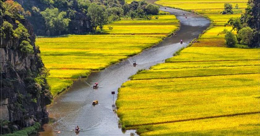 Tam Coc © Tuan Mai