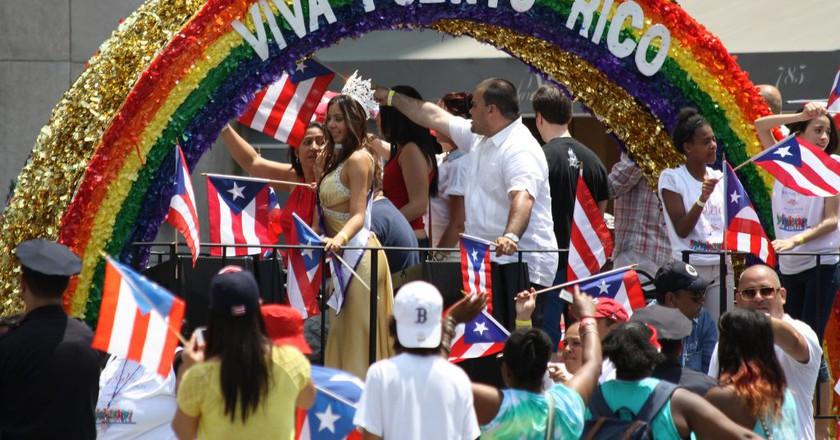 Puerto Rican Day Parade | © kowarski / Flickr