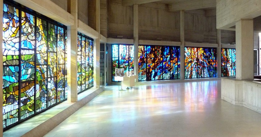 Clifton Cathedral | ©John Lord/Flickr