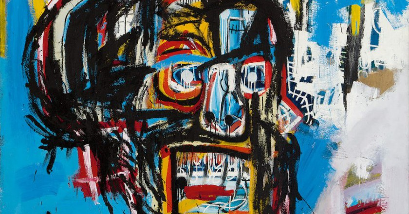 First Stop, Brooklyn: Record-Breaking Basquiat Painting Goes on Tour