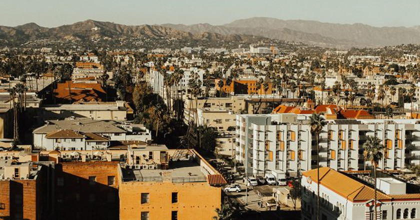 Los Angeles | © Abbie Bernet/Unsplash