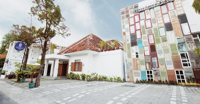 Boutique Hotels in Indonesia   Courtesy of Adhisthana