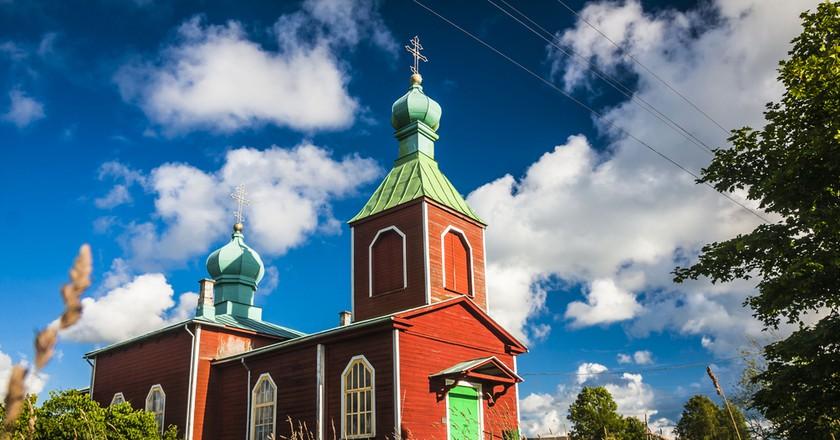Beautiful wooden churches on Saaremaa | © Anilah/Shutterstock