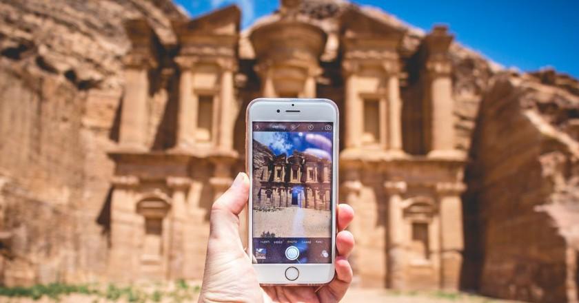 Petra, Jordan Instagram   © Pexels/Pixabay