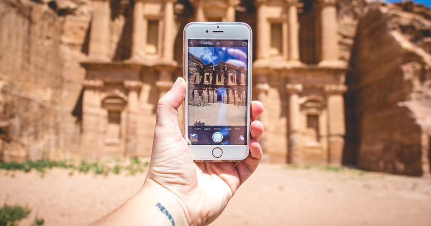 Petra, Jordan Instagram | © Pexels/Pixabay