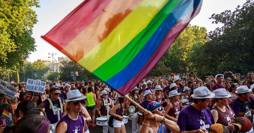 LGBT power in Madrid | © Barcex/Flickr