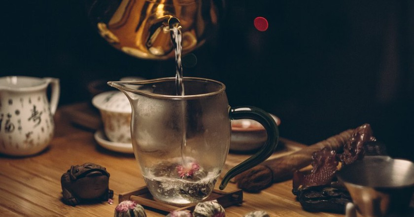 The art of preparing tea | © Pexels/Pixabay
