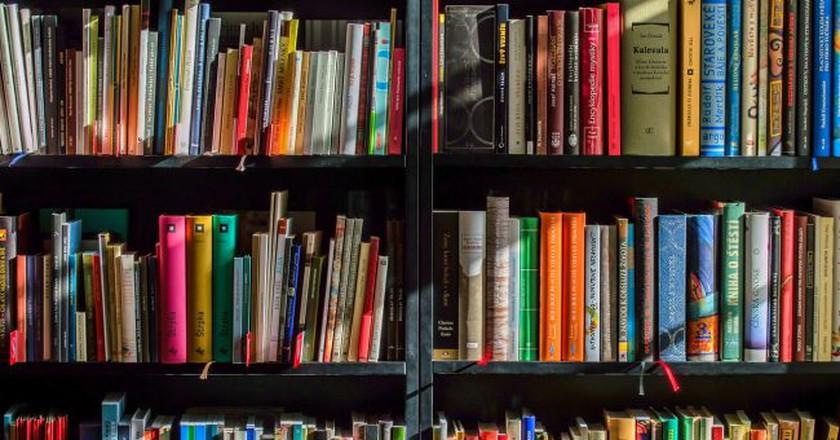 Pamplona has some great bookstores   ©LubosHouska / Pixabay