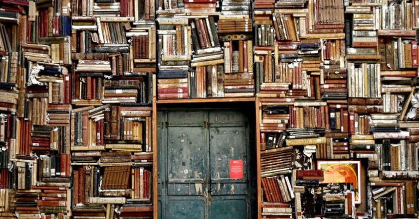 A book lover's dream  © ninocare / Pixabay