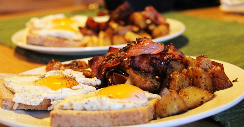 Breakfast   © sharonang/Pixabay
