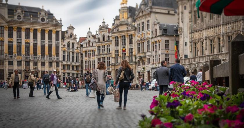 Brussels's Grand-Place | © Walkerssk / Pixabay
