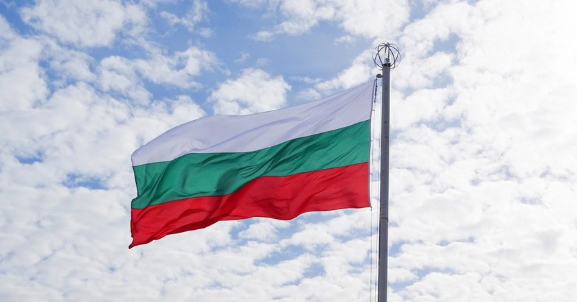 Bulgarian flag | © Pixabay