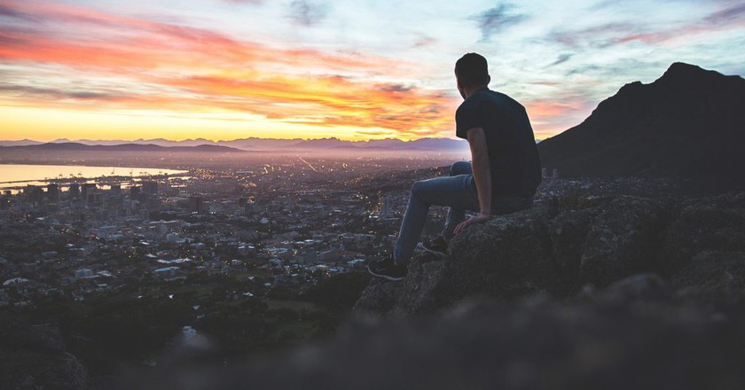 Amazing view over Cape Town | © Joshua Earle/Unsplash