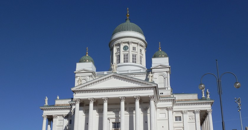 The Lutheran Cathedral in Helsinki  | © Pixabay
