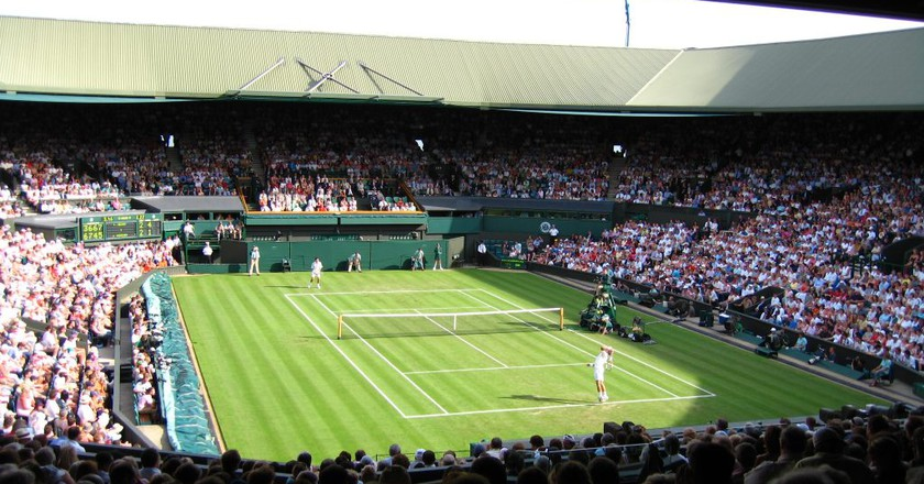Wimbledon's Global Appeal at Odds With Its Elitism