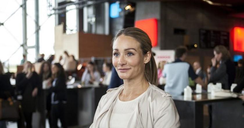 Eva Kruse, CEO of Global Fashion Agenda | © Copenhagen Fashion Summit
