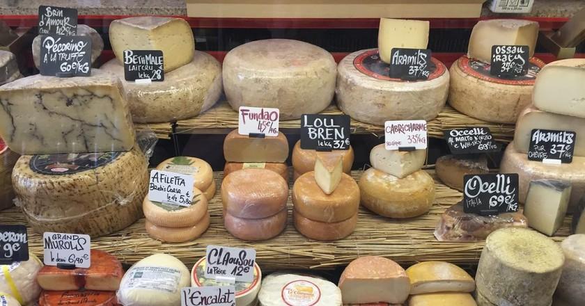 Cheese stall | © QMETHODS/Pixabay