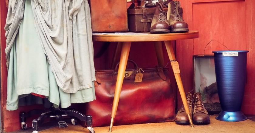 Vintage clothes shop | © Michael Gaida/Pixabay