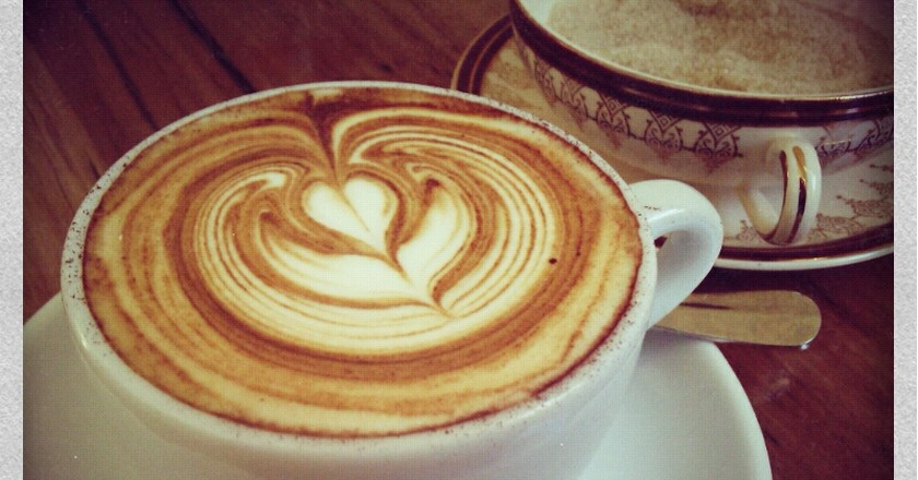 Cup of coffee | © Cheryl Foong/Flickr