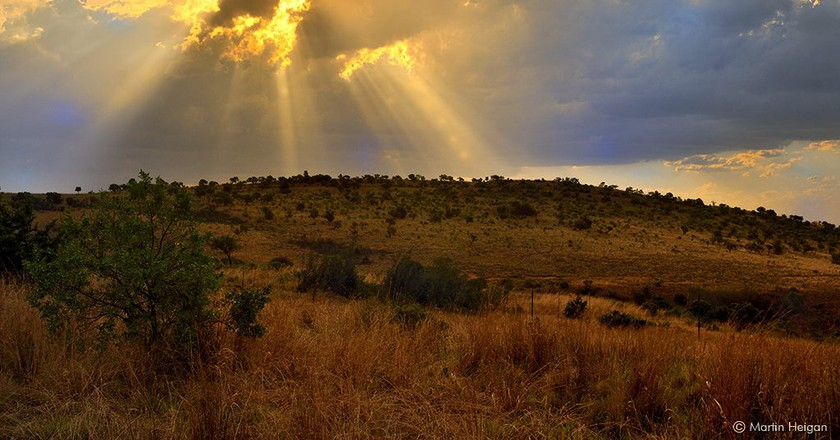 Cradle of Humankind Sunset | © Martin Heigan/Flickr