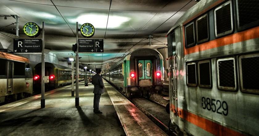 Creepy metro station │© tpsdave / Pixabay