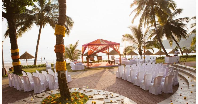 Destination Wedding |© Rahul de Cunha / Flickr