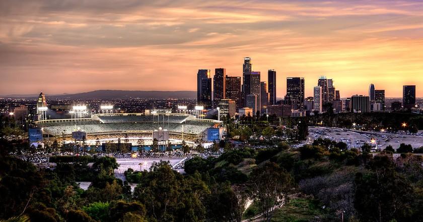 Dodger Stadium |©Corona/Flickr