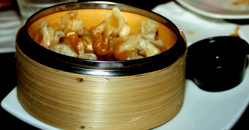 Dumplings from the Dragonfly restaurant in San Juan | © Prayitno/ Flickr