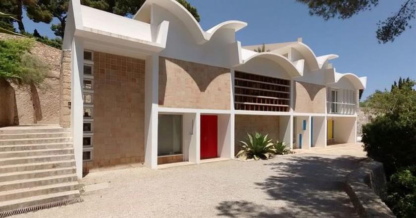 Visit the Fundació Pilar i Joan Miró in Mallorca