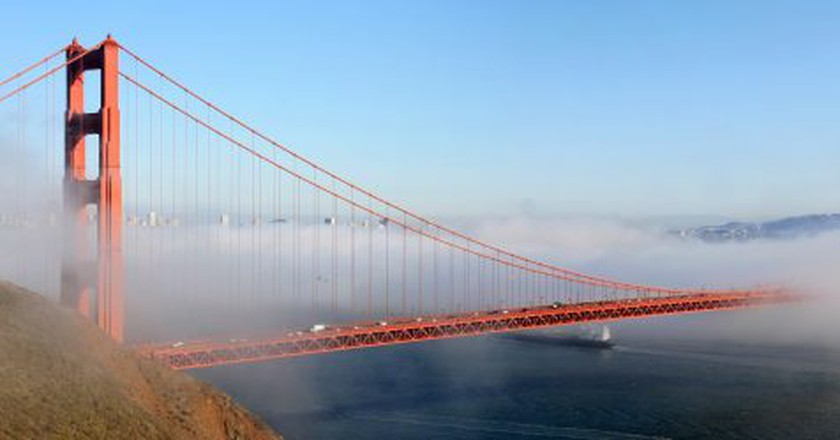 7 Great Movie Moments Featuring the Golden Gate Bridge