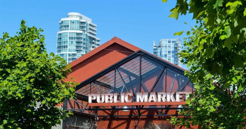 Granville Island Public Market | © Hayley Simpson