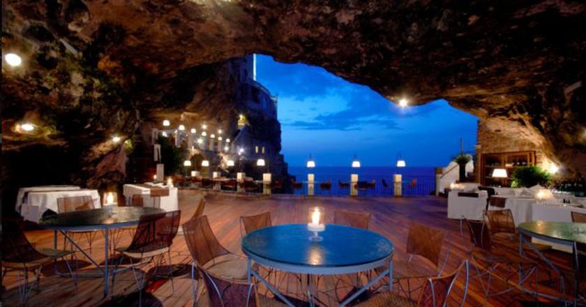 Grotta Palazzese   Courtesy of Grotta Palezzese