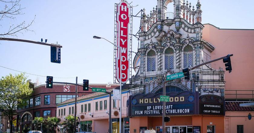 Hollywood Theater – Portland, Oregon | © Visitor7 / WikiCommons