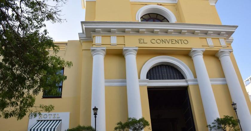 Hotel El Convento in Old San Juan | © Todd Van Hoosear/ Flickr