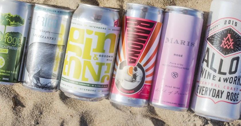Our picks for beach drinking | © Amanda Surarez / Culture Trip
