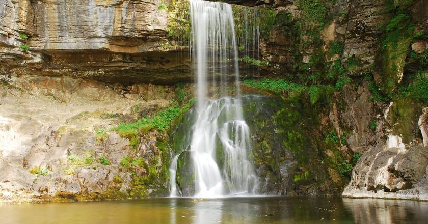 Ingleborough Falls | © keithloaf1961 / Flickr