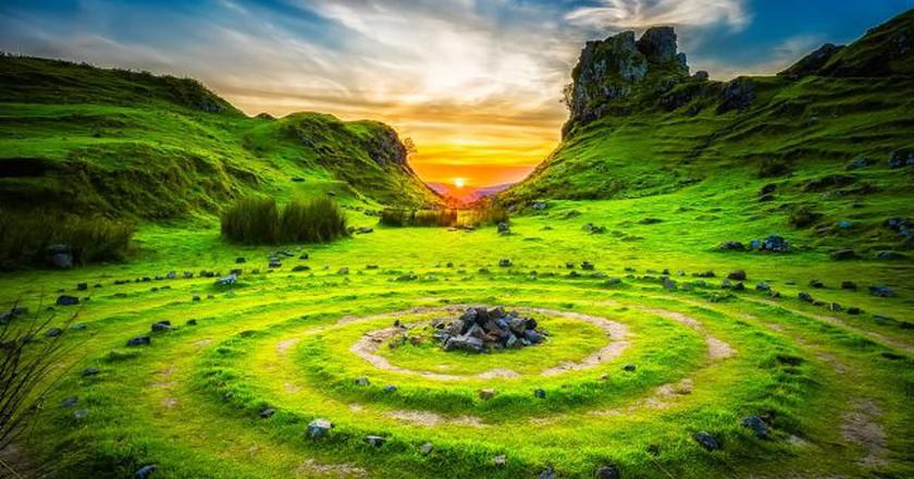 Isle Of Skye, Scotland | © Pixabay