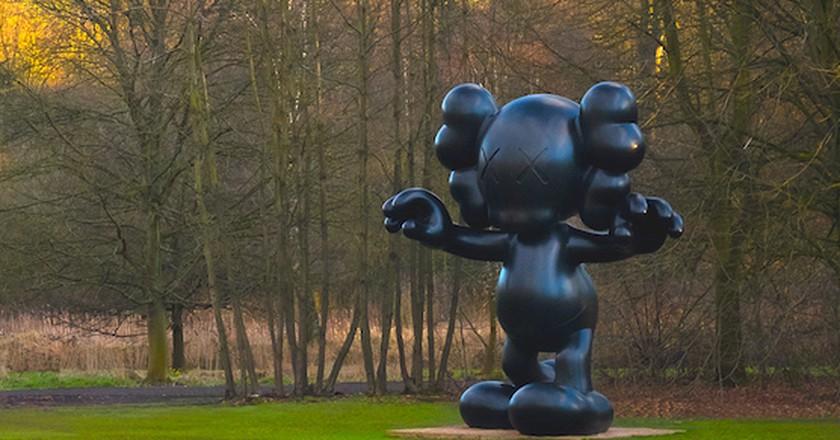 Enjoy Free Art in Regent's Park This Summer With Frieze Sculpture