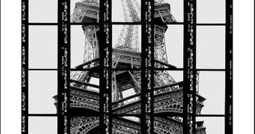 02#10, Paris, Tour Eiffel, 1997 | © Thomas Kellner