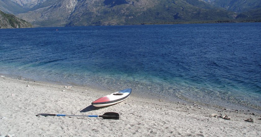 Lago Epuyén   © Pablo Gimenez / Flickr