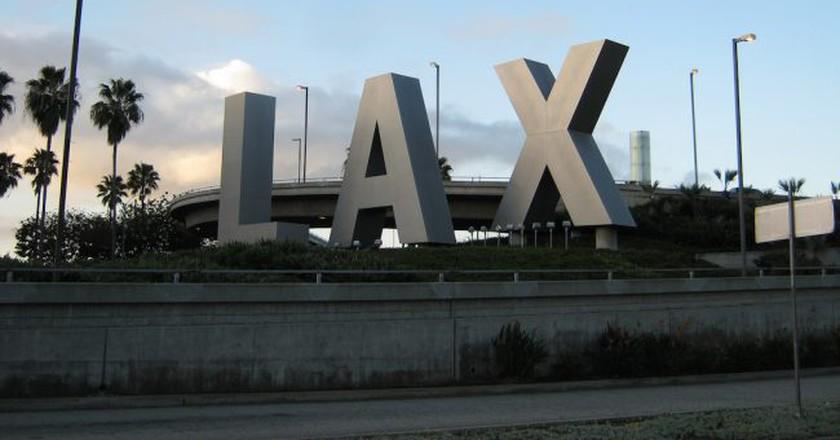 LAX | © Blake Handley / Flickr