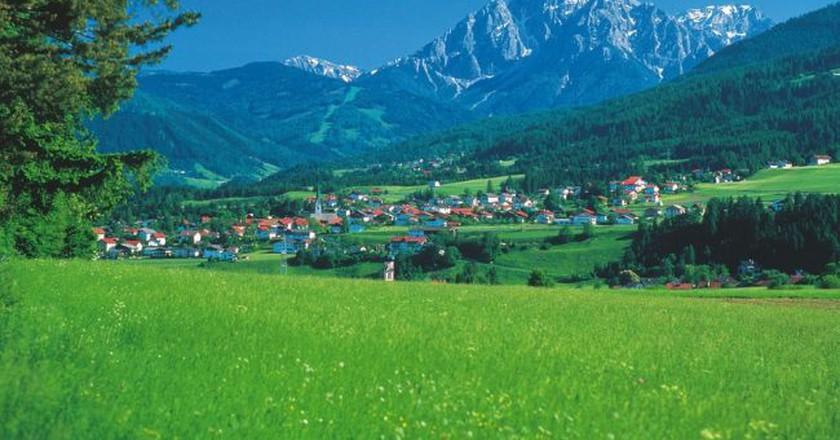 Mutters near Innsbruck | © Ascher/Courtesy of Österreich Werbung