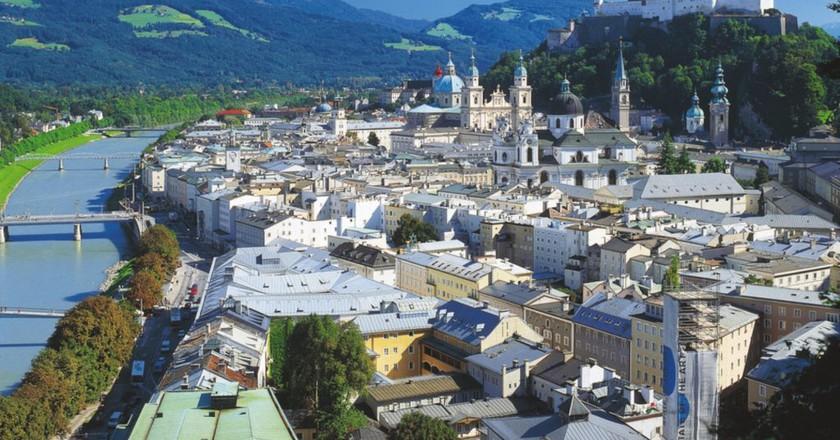 10 of Salzburg's Best Boutique Hotels