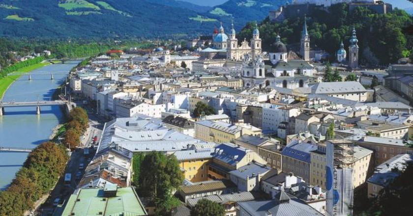 Salzburg City | © Weinhaeupl W. / Österreich Werbung