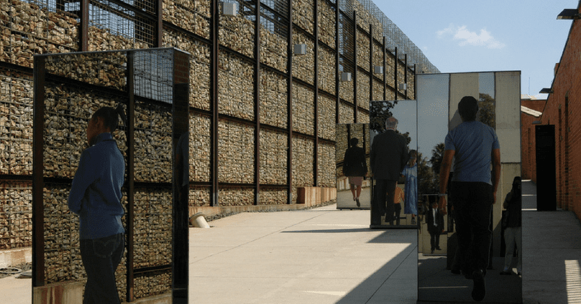 The Apartheid Museum documents the country's fight for democracy | © Monica Kaneko/Flickr