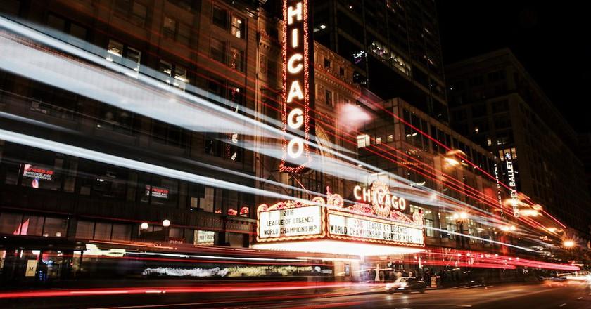 The Chicago Theatre   © Neal Khalawara/Unsplash